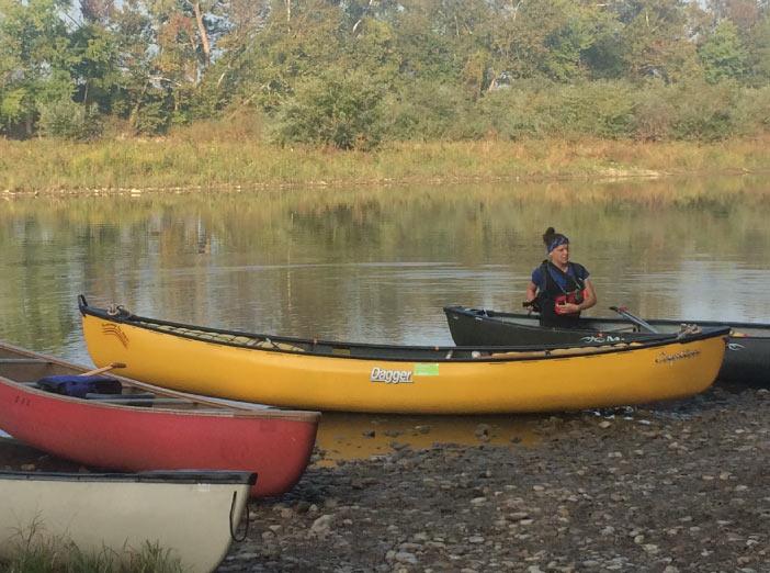 Women in the Outdoors Series: Canoe Smart Start