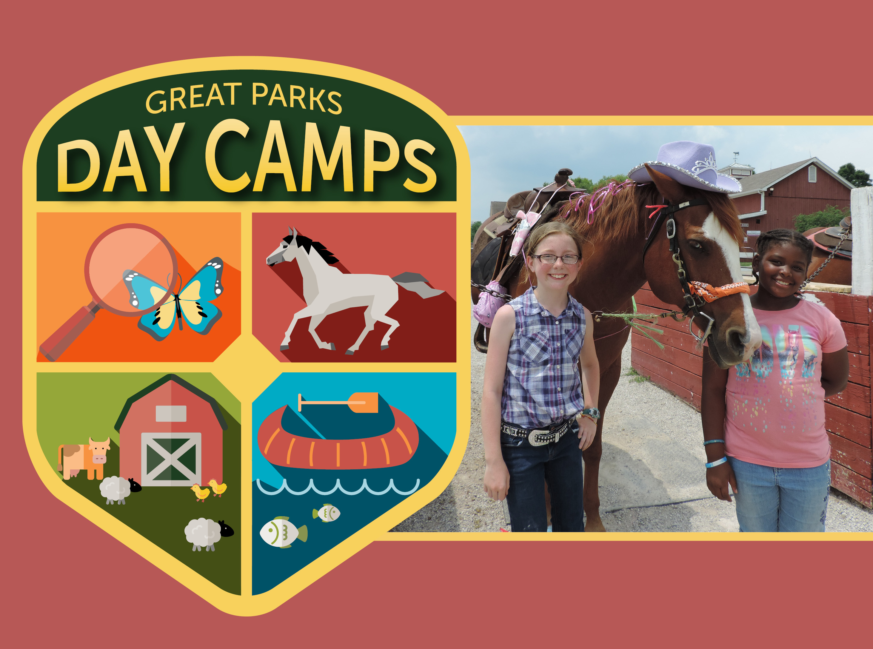 Spring Break Horse Camp