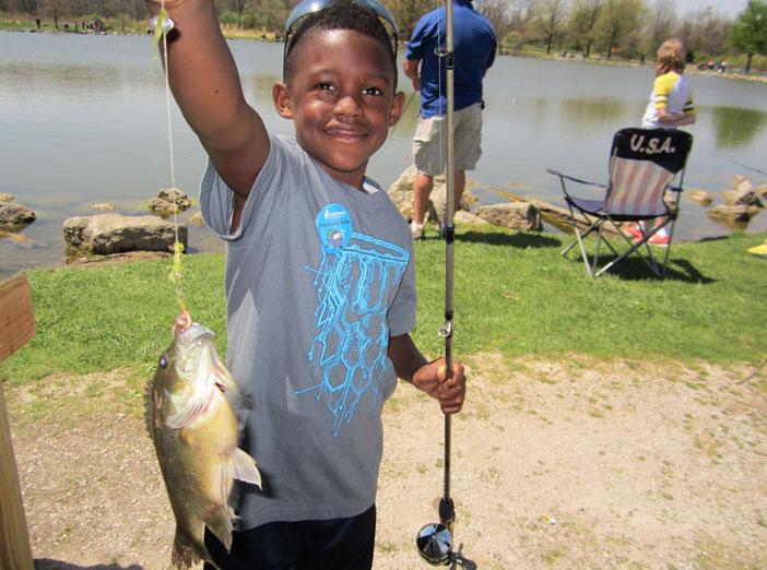 Kids' Fishing Derby at Triple Creek