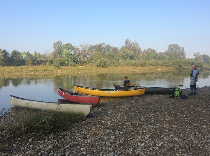 Leaving No Trace: Winton Lake Cleanup