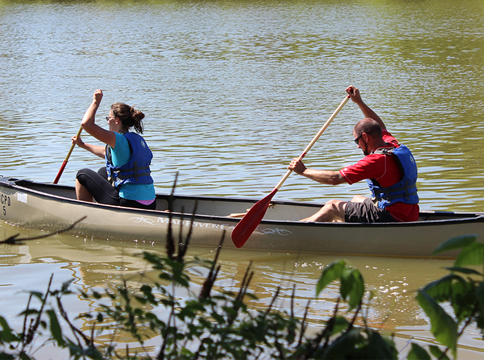 Introductory Skills: Little Miami River (Canoe)