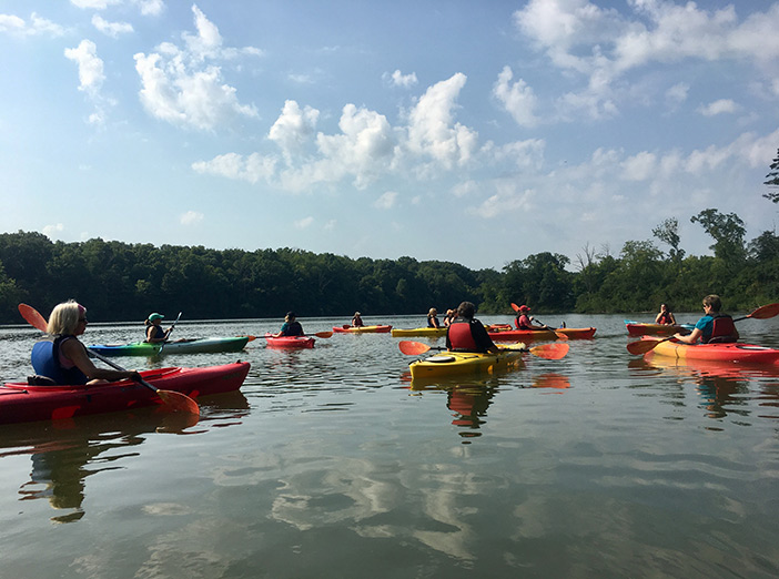Paddling - Great Parks of Hamilton County