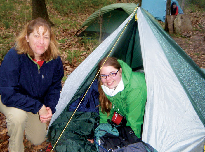 Women in the Outdoors: Backpacking with Bears