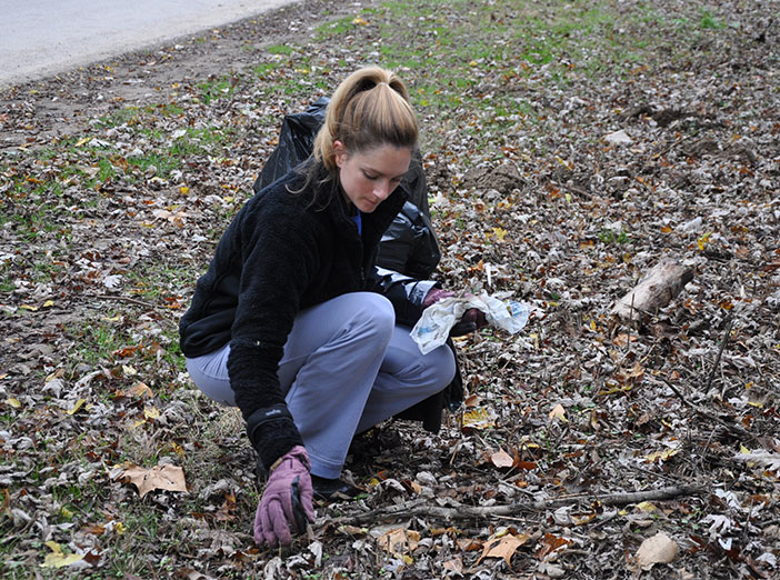 Winton Woods Cleanup